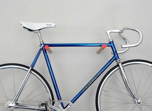 Wooden Bike Hook