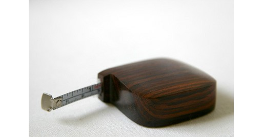 Small Wooden Tape Measure