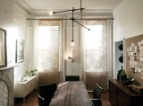 Workstead 3 Arm Chandelier
