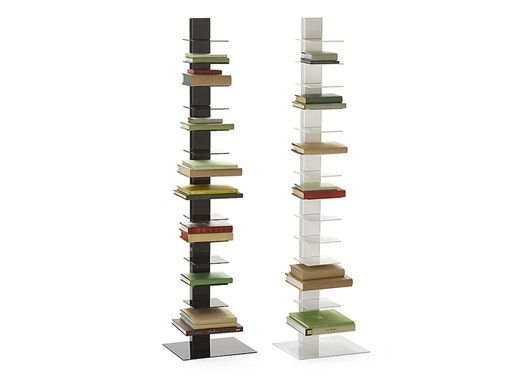 Studio Metal Spine Bookcase