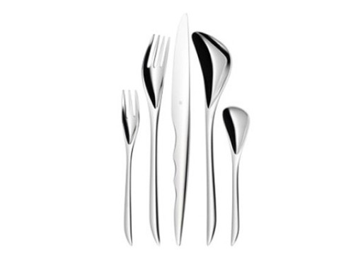 5-Piece Place Setting by Zaha Hadid
