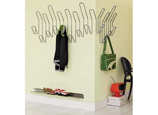 Wire Coatrack
