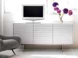 Sussex Credenza Three with Drawers