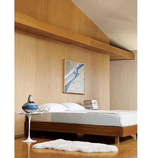 Semplice Platform Bed