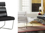 Zurich Lounge Chair &#038; Ottoman