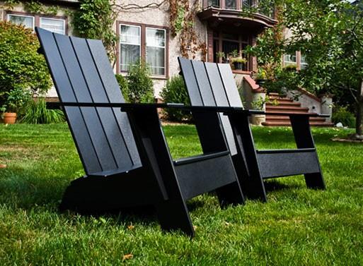 Loll S 4 Slat Adirondack Chair