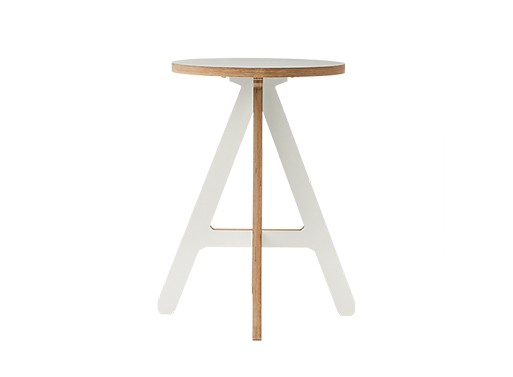 Swell The A Stool Furnishings Better Living Through Design Theyellowbook Wood Chair Design Ideas Theyellowbookinfo