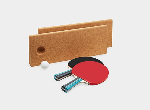 Corknet Ping Pong Set Accessories Better Living