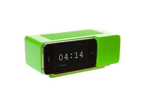 Modern Alarm Clock Radio | Zef Jam