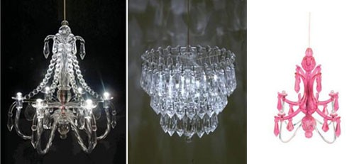 Led Mini Chandeliers By Chris Collicott