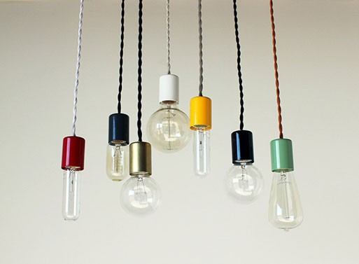 Single Pendant Light By Onefortythree