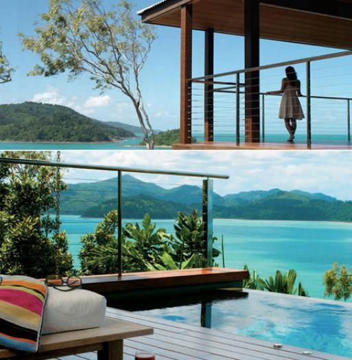 Qualia hamilton island australia hotels better for Pool design hamilton