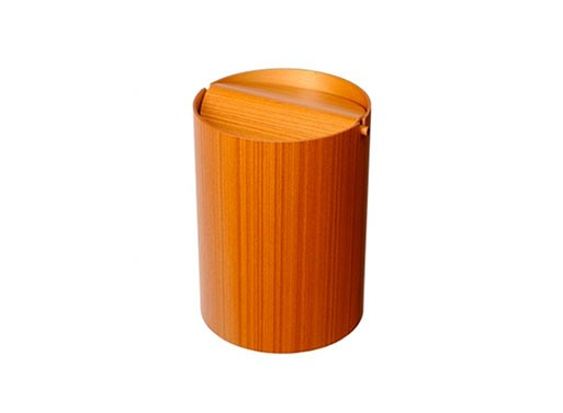 Paper Basket With Lid