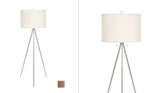 Tripod Floor Lamp This Three Legged