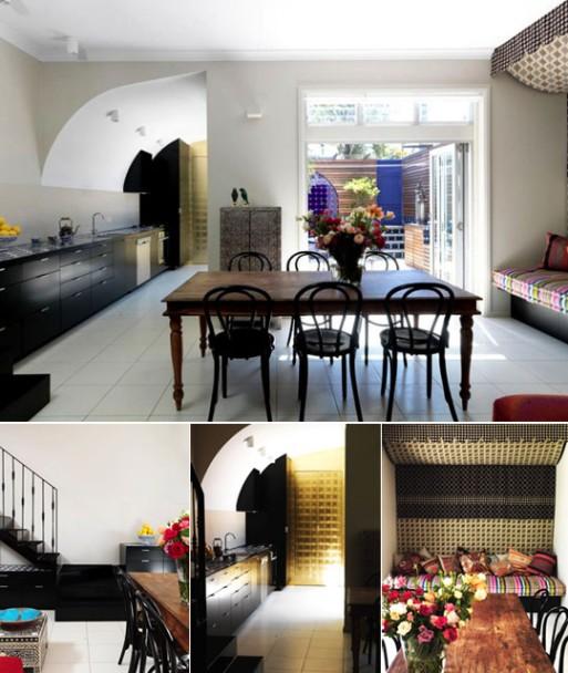 Inspiration: Dining Room (Vogue Living Australia)