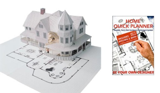 3D Home Kit and Home Quick Planner