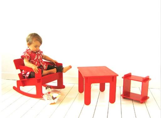 3D Puzzle Furniture
