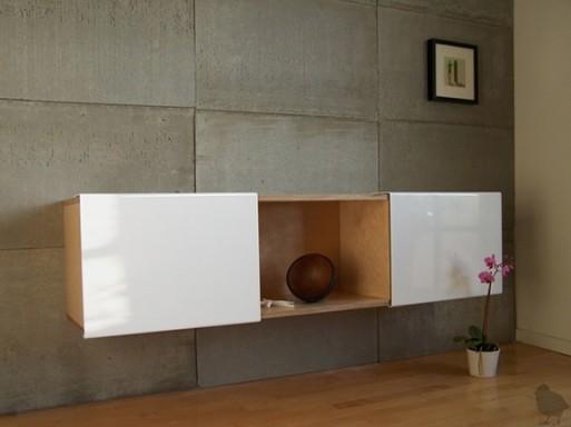 MASH Studios LAX Wall Mounted Shelf