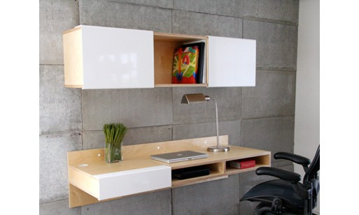LAX wall mounting desk