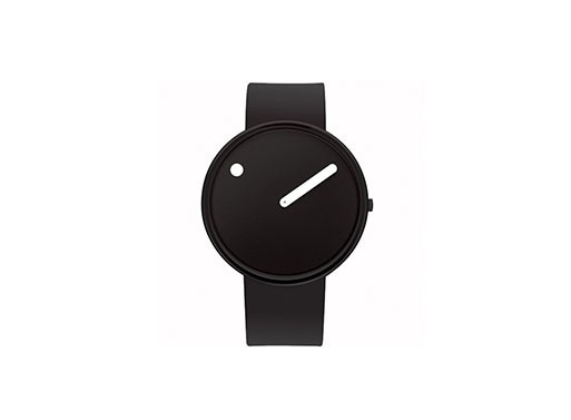 Picto Silicone Watch