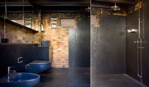 Bathroom Refurbishment (Architect: Ferrier Baudet)