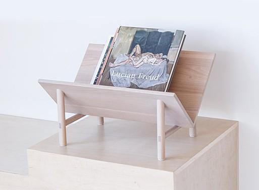 White Oak Rise Bookstand