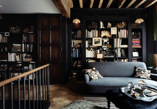 Inspiration: Carter Smith's Home