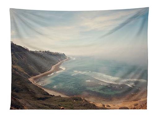 Catherine McDonald California Coast Tapestry