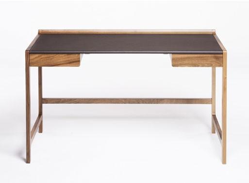 Cedric Walnut Desk