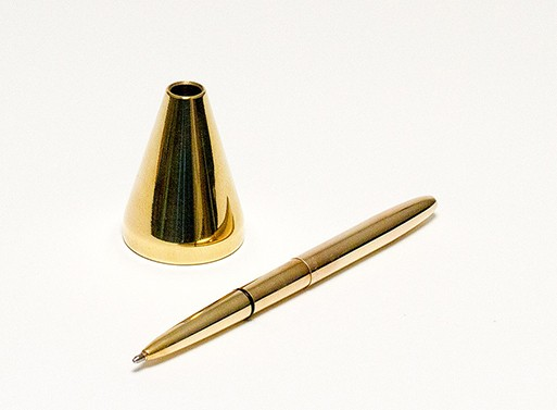Space Stand and Bullet Pen