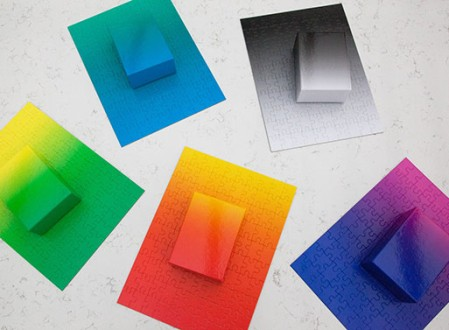 Gradient Puzzle Small Bundle