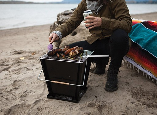 Portable Barbecue by Groovebox
