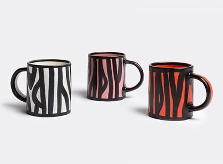 'Wood' mug