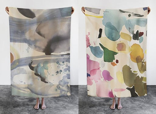 Helen Dealtry Scarves