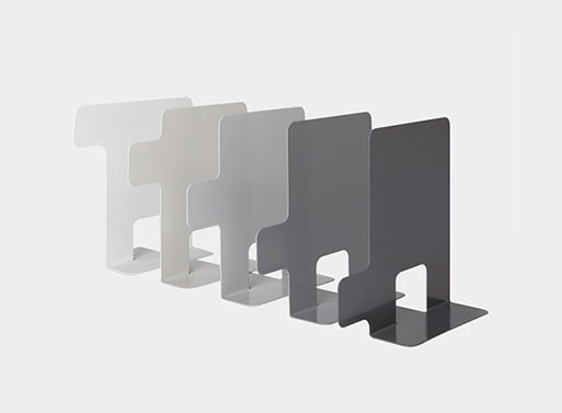 Indice Bookends (Grey)