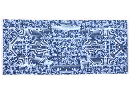 Moroccan Beach Towel by John Elliott