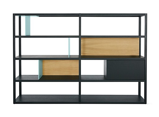 Kai Shelving by Jean Louis Iratzoki for Treku