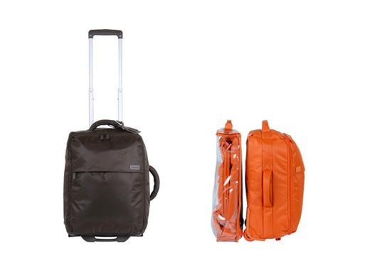 Lipault FOLDABLE Upright Luggage