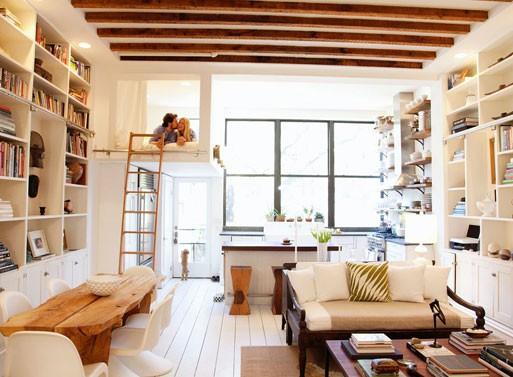 Lyndsay and Fitzhugh's Brooklyn Home
