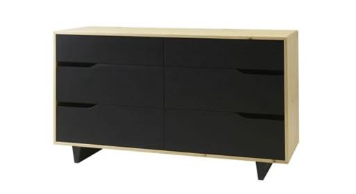 Mandal Dresser