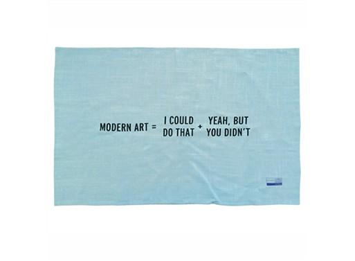 Modern Art Kitchen Towel by Craig Damrauer