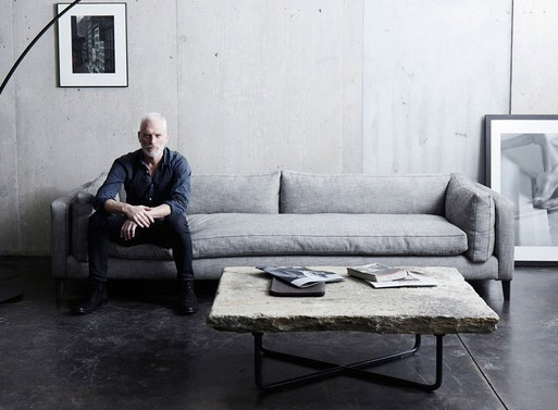 Harris Sofa by Montauk
