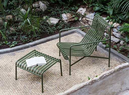 Palissade Collection by Ronan and Erwan Bouroullec
