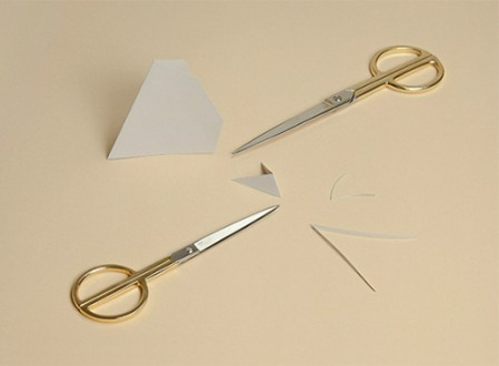 Phi Scissors by Hay Denmark