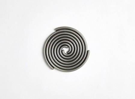 Spiral Trivet Set