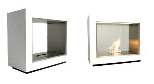 The EcoSmart™ Vision Fireplace