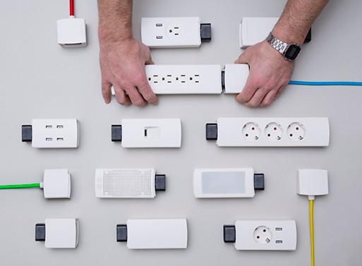 YOUMO Modular Power Strip