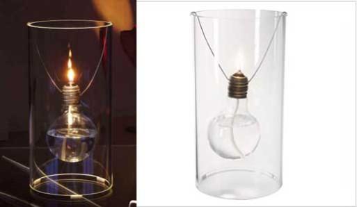 T.A.E. 1879 Oil Lamp by Opossum Design