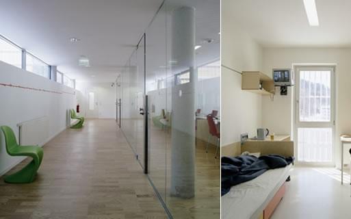 Correctional Facility in Styria, Austria