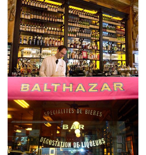 Balthazar – New York City